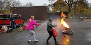 Brandschutz an der Realschule Kettwig